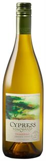 Cypress Vineyards Chardonnay 750ml - Case of 12
